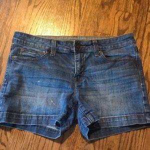 Jc Penny Jean Shorts Size 6